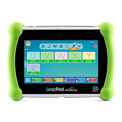 LeapFrog LeapPad Academy Kids' Learning Tablet, Green: Toys & Games