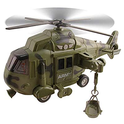 Vokodo Military Helicopter 11
