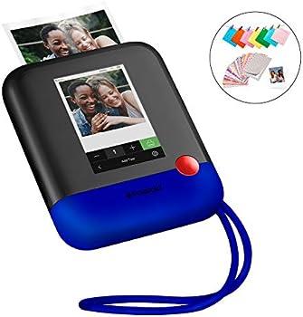 Polaroid 2-in-1 Wireless Portable 3x4 Photo Printer & Digital 20MP Camera