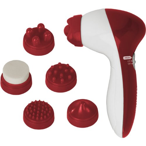 Wahl Clipper Mini Therapy Personal Handheld Massager, wit...