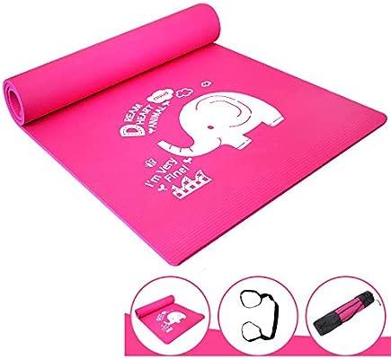 LXMBox Colchoneta de Yoga para niños/Colchoneta de práctica ...