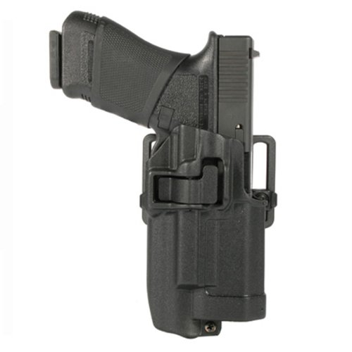 (Blackhawk Serpa Level 2 Light Bearing Holster 414506BK-R)