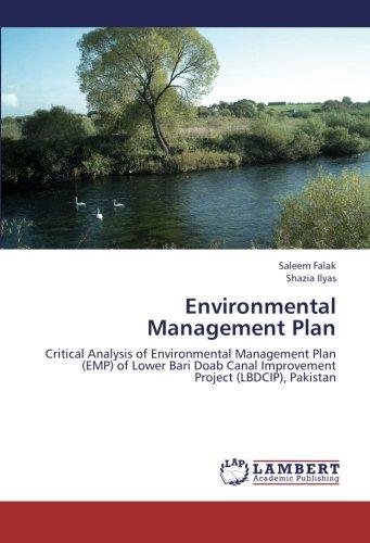 Ebook Environmental Management Plan: Critical Analysis Of