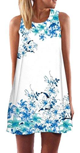 Delcoce Womens Sleeveless Digital Shirts product image