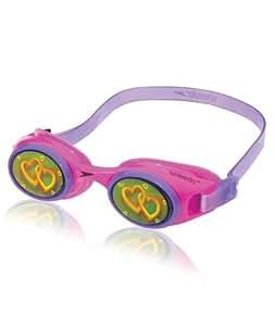 Speedo Kids' Holowonders Swim Goggle, Pink