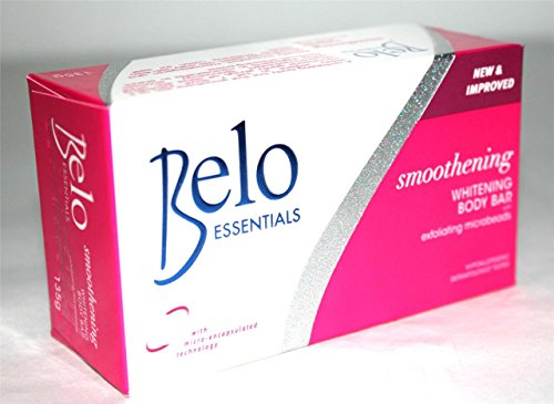 Soap Philippines Whitening (Belo Essentials Smoothing Whitening Boby Soap with DermWhite Plus One Bar 135 Gm)