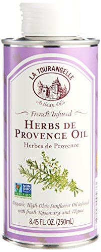 La Tourangelle, Herbs De Provence Infused Sunflower Oil, 8.45 Fl. Oz.