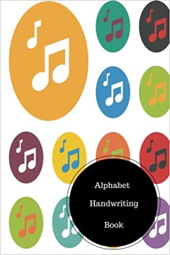 Alphabet Handwriting Book: Alphabet Practice Worksheets For ...