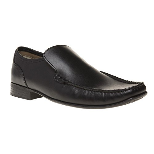 Base London Windsor Hombre Zapatos Negro Negro