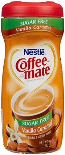 Coffee mate Sugar Free Powdered Coffee Creamer