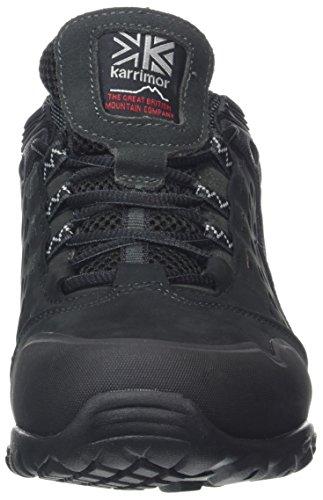 Basses Weathertite Randonnée black Karrimor Homme De Noir Chaussures Low Appalachian AUWWqYH