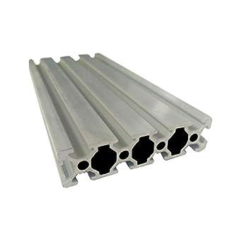1 pieza 2080 600 mm 23,6 pulgadas estándar europeo lineal riel ...