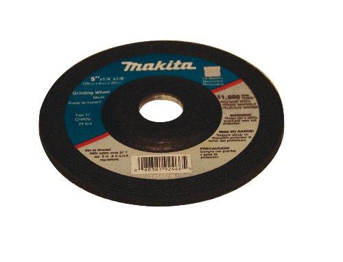 Makita 741427-B-25 12,7 cm de mampostería de rueda 25-Pack