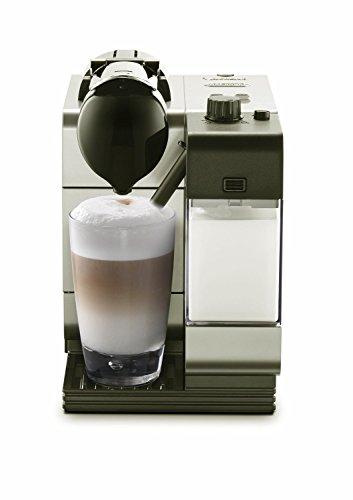 DeLonghi Titanium Lattissima Plus Nespresso Capsule System