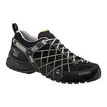 Salewa Womens Wildfire GTX Shoe,Black/Sulphur,8.5 M US