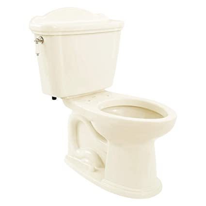 Whitney Eco 128 Gpf Elongated 2 Piece Toilet Toilet Finish Sedona