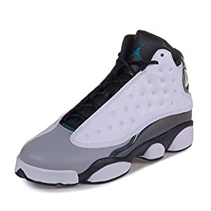 7726c4316041 ... Nike Air Jordan 13 Retro BG Black White Wolf. upc 826216629619 product  image1