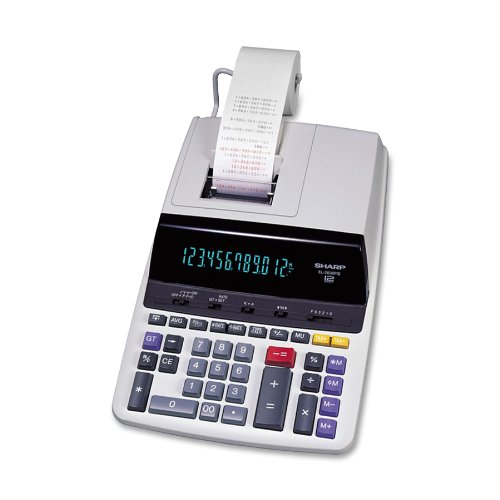 EL 2630PIII Commercial Printing Calculator 2 Color