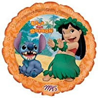 "Lilo & Stitch Character 18"" Balloon by Disney"