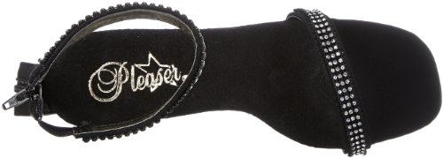 Fabulicious Womens Chic-40 Slippers Black dGDS8HR