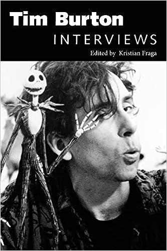Tim Burton Interviews