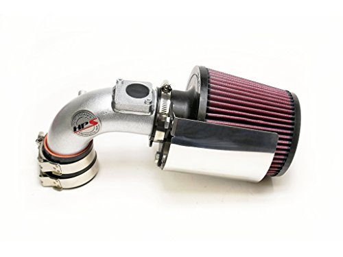 HPS 27-165SL Silver Shortram Air Intake Kit Cool (Non-Carb Compliant) (Mazda 3 2006 Intake compare prices)