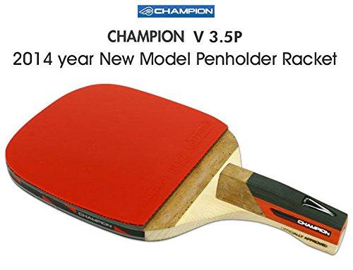 Champion V3.5P Series Table Tennis Racke - Racket Type Shopping Results