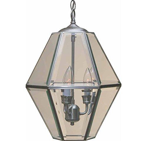 Volume Lighting V5021-33 Chandelier, Brushed Nickel Finish