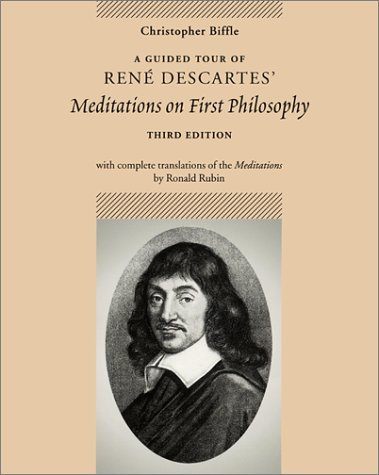 an analysis of the meditations of descartes Descartes' meditations descartes' work entitled meditations, is a work on metaphysics in which descartes hopes to achieve absolute certainty about three issues: the soul as a thinking thing distinct from or without a body, the belief that god exists, and the belief that the external world exists.