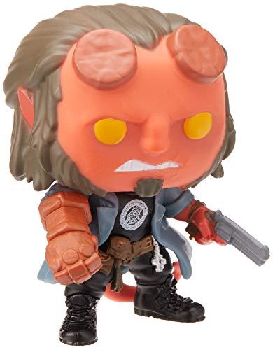 Pop! Vinilo Hellboy Hellboy w/BPRD tee