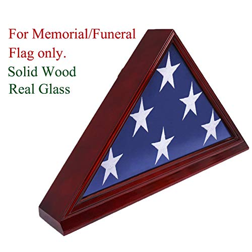 flag display case made in usa - 2