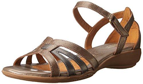 Naturalizer Caliah Stretta Pelle Sandalo Gladiatore