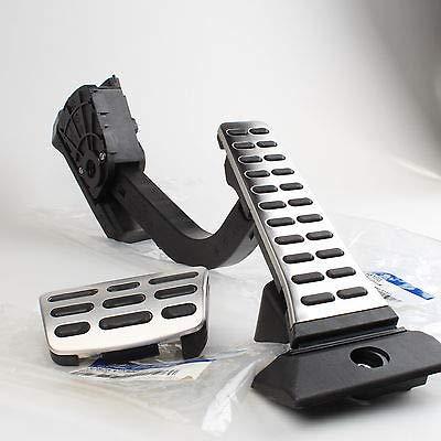 HYUNDAI Genuine OEM Pedal Set for Santa Fe Sports XL 32700-B8100SET by HYUNDAI