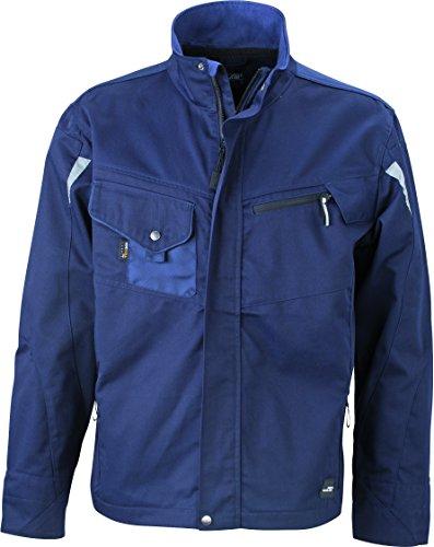 Con Equipaggiamento Lavoro Giacca Qualità Professionale Alta Jacket Di navy Navy nbsp; Da Workwear ZOxZwqBA