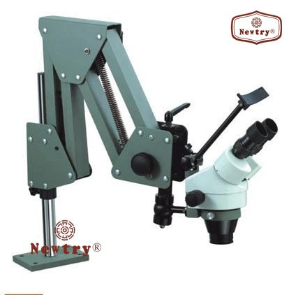 Microscope Jewelry Inlaid Stone Tool and Equipment Micro Pave Tool with Universal Bracket by NEWTRY (Image #1)