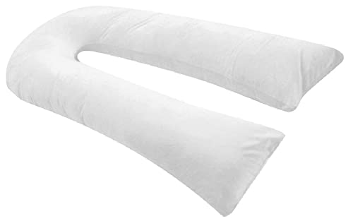 Two Sizes Available  - Total Body Pregnancy Pillow - Full Support - 1 Year Warranty - Exclusively By Blowout Bedding RN# 142035