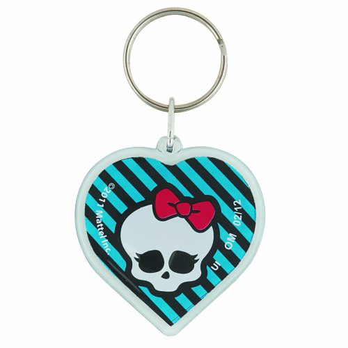 Monster High Keychain Party Favors