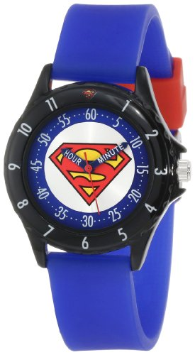 Superman SUP9044 Teacher Watch Silicone product image