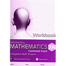Workbook 7a (Discovering Mathematocs Common Core, 7a)