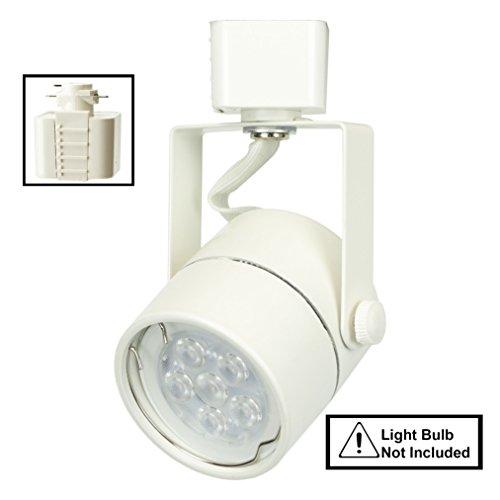 Light Fixture Brands: D&D Brand H System GU10 Line Voltage Track Lighting