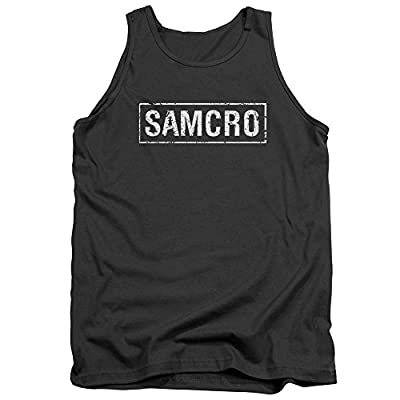 Sons of Anarchy TV Show Samcro Adult Tank Top Shirt