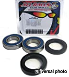 2009-2009 Kawasaki Mule 4010 4x4 FRONT WHEEL BEARING KIT, Manufacturer: ALL BALLS, Manufacturer Part Number: 25-1404-AD, Stock Photo - Actual parts may vary.