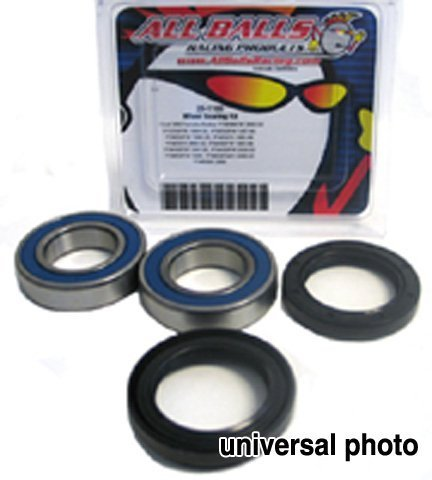 Price comparison product image 2000-2006 Honda TRX350TM Fourtrax Rancher WHEEL BEARING KIT, Manufacturer: ALL BALLS, Manufacturer Part Number: 25-1510-AD, Stock Photo - Actual parts may vary.