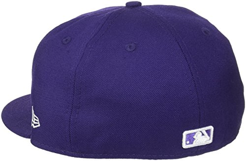Basic Fitted Purple 59 Multicolor ERA NY Fifty MLB Yankees A NEW Hombre White Gorra qwtxR8fF