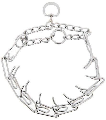 Choker Prong/Pinch/Spike Chain Collar 20