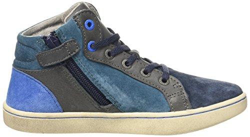 Kickers Lynx - Zapatillas Niños Azul