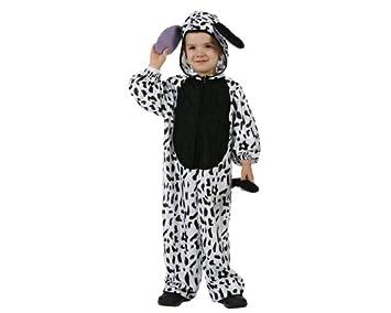 LIBROLANDIA - Disfraz de dálmata para niño, talla 3-4 años (52938 ...
