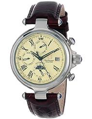 Steinhausen Men's SW391SEA Marquise Automatic Three Eyes Watch