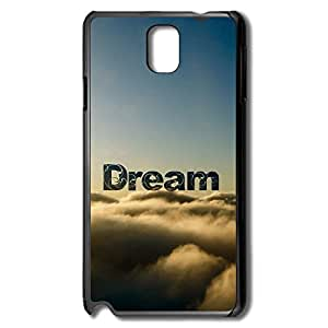 Samsung Note 3 Cases Dream Design Hard Back Cover Proctector Desgined By RRG2G