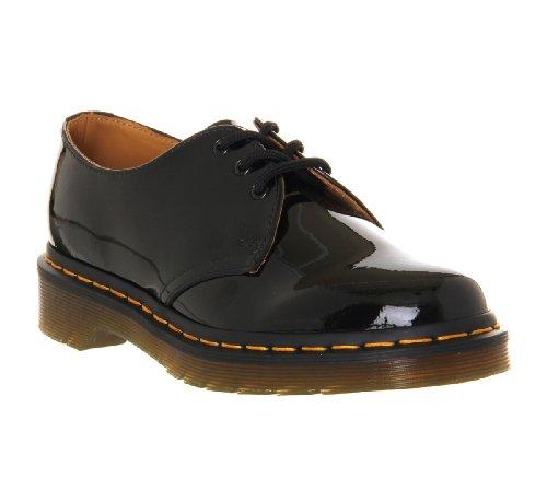 Dr Unisex Nero Brogue Patent 1461 Scarpe black Stringate Adulto Martens 7qprZxw7